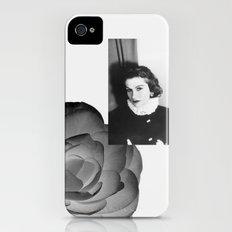 Coco on Camelia Slim Case iPhone (4, 4s)
