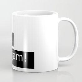 Let's Jam! Coffee Mug