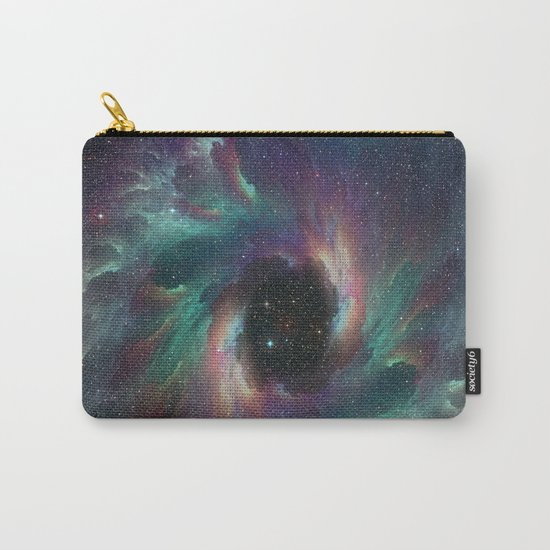 Vortex Nebula Carry-All Pouch