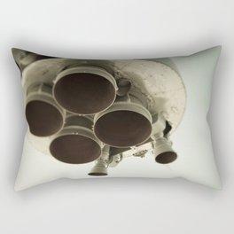 Rocket Engines Rectangular Pillow