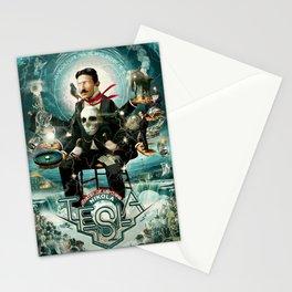 Master of Lightning Stationery Cards