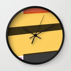 SECRET CYCLING FLAG - MERCKX Wall Clock