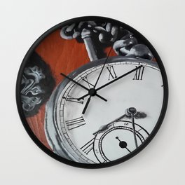 Late Wall Clock