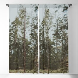 Fall vibes in the archipelago - Sweden Art Print  Blackout Curtain