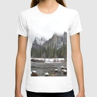 yosemite T-shirts featuring Yosemite by Lydia Gifford