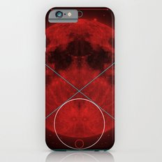 Red Moon Graphish. Slim Case iPhone 6s