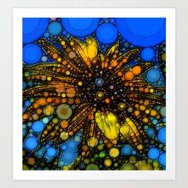 :: Blackhole Sun :: Art Print