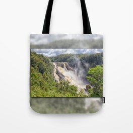 Magnificent Barron Falls Tote Bag