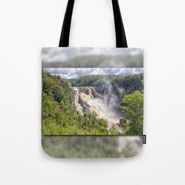 Magnificent Barron Falls Tote Bag