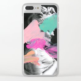 118 Clear iPhone Case