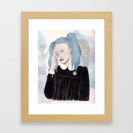 Arvida Framed Art Print