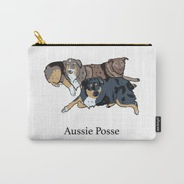 Aussie Posse Carry-All Pouch
