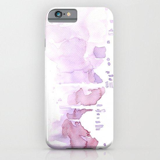Watercolor landscape illustration_Istanbul iPhone & iPod Case