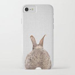 Rabbit Tail - Colorful iPhone Case