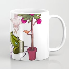 Digital Orchard Coffee Mug