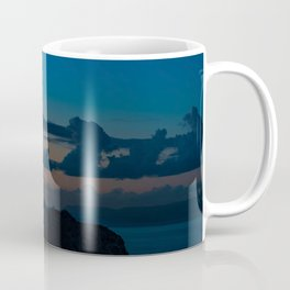The Lighthouse on the Point Coffee Mug