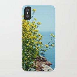 Rape Flowers 1 iPhone Case