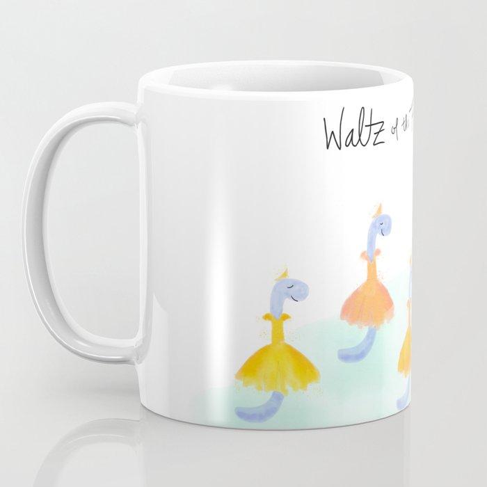 Waltz of the FloWorms Coffee Mug