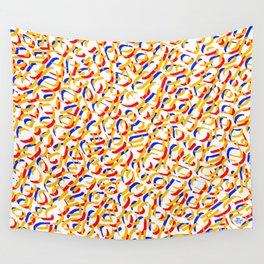 Rhythmic cloud 35 Wall Tapestry