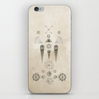 astronomy iPhone & iPod Skins featuring Astronomy by RedPaintedWreck