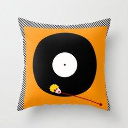 Lady Do Throw Pillow