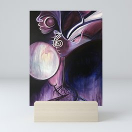 Rooted Intuition Mini Art Print