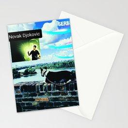 Djokovic Stationery Cards