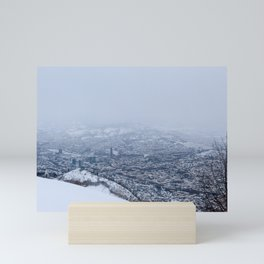 Beautiful view of Sarajevo Mini Art Print
