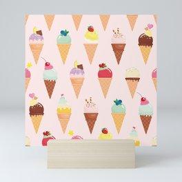 Ice Cream Mini Art Print