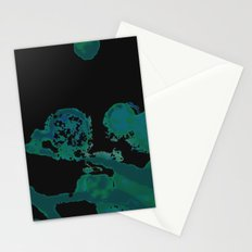 Reflections run deep Stationery Cards