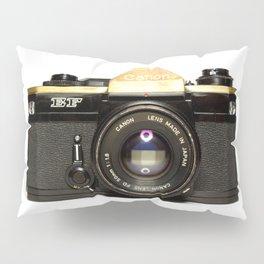 Canon Camera EF Style Pillow Sham