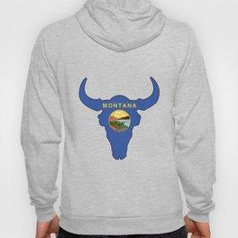 Montana Bison Hoody
