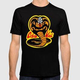 Cobra Kai Karate Kid Logo T-shirt
