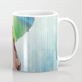 English Summer Rain Coffee Mug