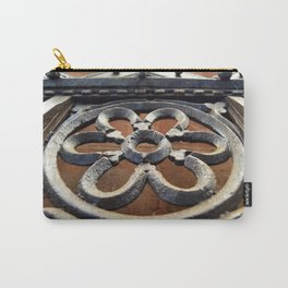 Iron Flower Carry-All Pouch