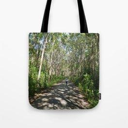 Mystical Tree Road Tote Bag