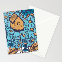 Fly free little bird Stationery Cards
