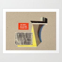 Minimal #1 Art Print