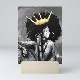 Naturally Queen VI Mini Art Print