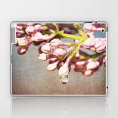 Beautiful Prink Spring Lilacs Laptop & iPad Skin