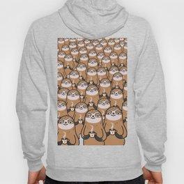 sloth-tastic! Hoody