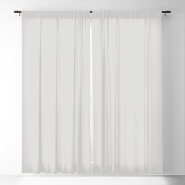 Rice White Solid Color Pairs with Sherwin Williams Mantra 2020 Forecast colors Spatial White SW6259 Blackout Curtain
