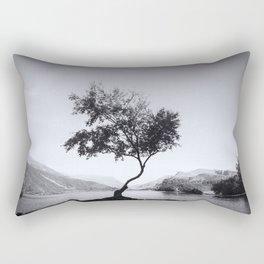 Llyn Padarn Rectangular Pillow