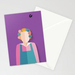 Dona Florinda Stationery Cards