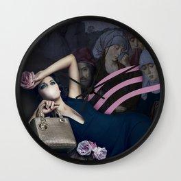 Fashion Victims Wall Clock