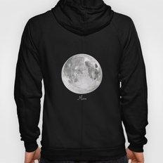 Moon #2 Hoody