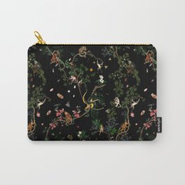 Monkey World Carry-All Pouch
