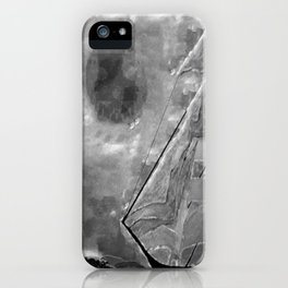 The Fate of Sir Charles Vane: Mutiny and the Cursed Lands iPhone Case