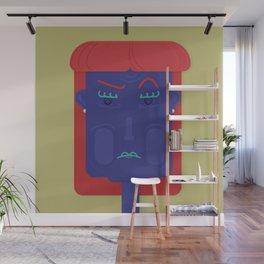 Unsatisfied Customer Five Wall Mural