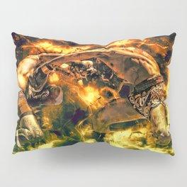 Fight Night Pillow Sham